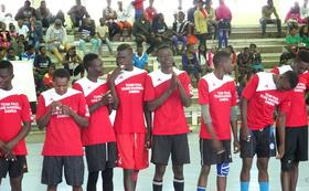 ご支援が全て、ザンビアチームの来日のために使われます。