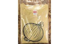 オール熊本メイドの震災復興Tシャツ『たまねぎTee』をお届けします!