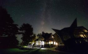 ★復興応援★ 【プラネタリウムでプロポーズ】天文台貸切・南星空の下のツリーハウスで星空を眺める一泊