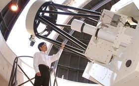 【企業スポンサー向け】天文台に大きく企業ロゴを掲載・企業パーティをアレンジ致します