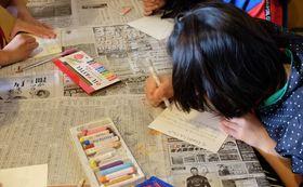 一通一通心を込めた子どもたちの感謝のお手紙をお届けします