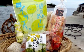 鞆の浦名産品セット(中)