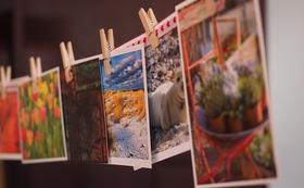 スラウェシの美しいポストカードをお届けします