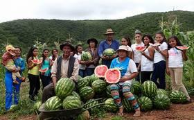 環境活動やパンパグランデの風景を撮影したフォトブック