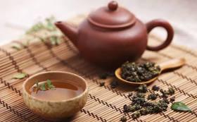 お茶+山岳民族バッグ