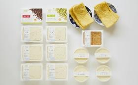 国産大豆「ぜいたく豆腐」セット