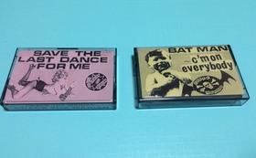 【KAZUKIの部屋からまさかの発掘!】1992年、新宿ロフト2daysの時に配布したカセットテープ&同音源のCD-R