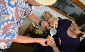 【5名様限定】本場メルボルンのカフェでコーヒー作り体験教室!