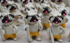 【数量限定30名様】陶芸作品パグアレンジ作品コース
