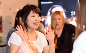 【劇団水色革命と野中美智子に会える!】オープン記念イベントを開催!