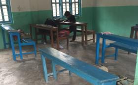 【ポカラ周辺の小中学校の什器設備を改善へ、大きな一歩】