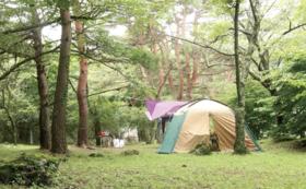 【キャンプ予約】キャンプ利用権(3×4m)