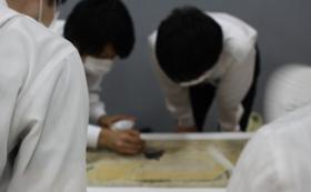 日本画研究室教員がご案内!模写作業見学会へのご招待