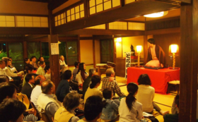 江戸エンターテイメントを楽しむ!とろろ寄席年間パス&お食事つき