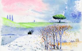 【12/23東京プレミア!】生演奏での「四季」アニメーション上映会にご招待(ペア)