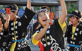 市民カーニバルに出場する茨城大学チームを応援しよう!!