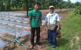 食事・滞在費付き!カンボジア農場体験にご招待!