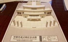 村野建築の最高傑作の一つ「渡辺翁記念会館」のペーパークラフト