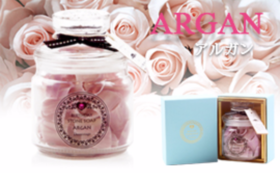 ✿ BIRTHDAY STONE SOAP ARGAN(ローズの香り)✿