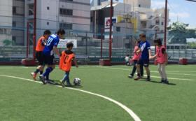 選手とのサッカー教室(ご支援の方または法人の関係複数人も含む)独占券2回分