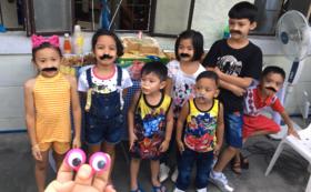 【子どもたちの未来をつくるサポーター】現地からの感謝状
