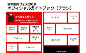 熊本復興フェス2018 世界で一つの七福神アート(竹中俊裕作・社名入り)