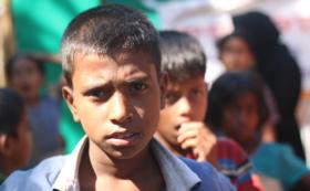 【3万円】1,500食分のロヒンギャ難民へ食糧支援!