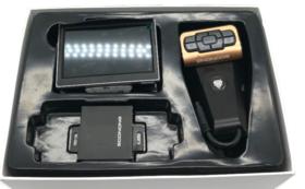 リターン製品2-1:熱感知搭載の赤外線レーザードライブレコーダー(12.2インチ LED大型ディスプレー付)