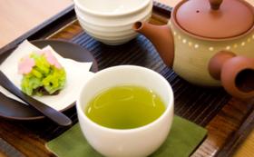 季節のフレーバー茶とお茶菓子の定期便
