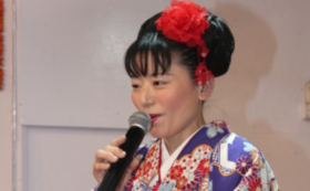 桜コース:安来節ちょっこし公演&どじょうすくい踊り体験