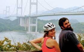 【3千円】しまなみ海道サイクリングツアー応援コース