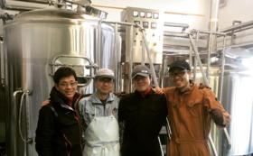 【ビールを楽しんで応援!】Nikko Beer Gardenサポーター(2時間飲み放題&工場見学)