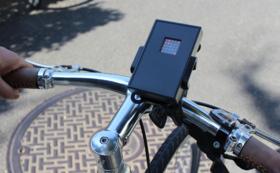 【サイクリング好きなあなたへ】自転車ホルダセットコース
