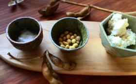 手作りお味噌セット+お米食べ比べセットを受け取れる権利