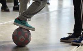 MONTA社製ストリートサッカーボール