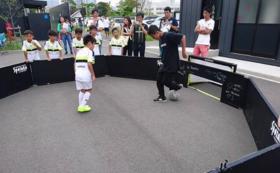 【出張!】ストリートサッカー体験会