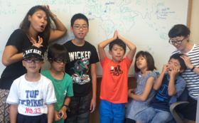 『僕らの学校を創ろう!プロジェクト』に兎に角子どもの未来を応援コースで参加する