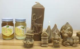 北海道でのみ採れる菅野養蜂場の自然林のハチミツ