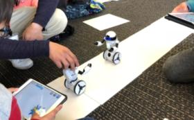 二輪バランス型ロボット(MiP)1日レンタル券