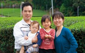 【5万円応援コース】ご支援のすべてが安間製茶の活動に使われます。