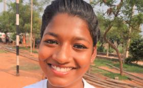 【インド・スリランカの子どもたちに世界で挑戦する機会を!】選手からのあなたに向けたメッセージ動画