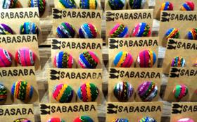 【数量限定!ピアスorイヤリング】SABASABAの商品を買って支援に繋げよう!