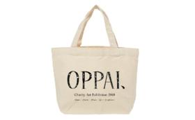 《OPPAIグッズ:Bコース》OPPAIエコバッグ&缶バッジ