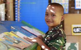 応援コース「難民キャンプの図書館を続ける」