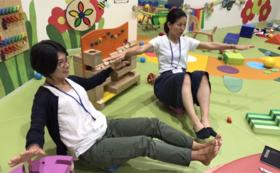 横須賀のお母さん、LINKを応援コース