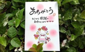 【チーム予祝 応援コース】感謝メール