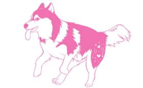 【犬楽園チームメンバーが大放出】愛犬のオリジナルイラスト