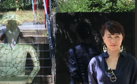 代表、杉本志乃によるスタジオ・ギャラリーツアーにご招待