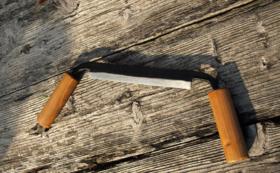 クラフト用のドローナイフ