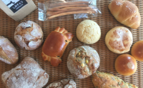 【New!】【こはる使用】せたがやブレッドマーケットのパン焼き菓子セット